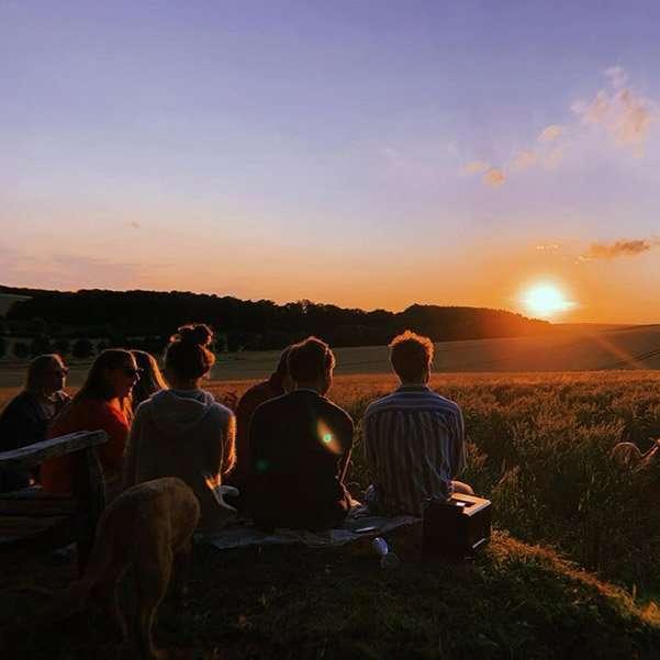 Fring Sunset Mound